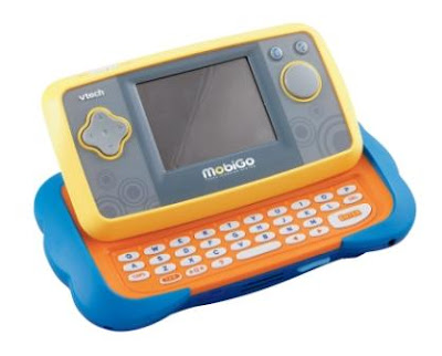MobiGo FAN FRIDAY! VTech MobiGo...WINNER ANNOUNCEMENT!