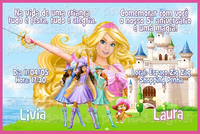 Home    Barbie    Lindas Imagens Da Barbie E As Tr  S Mosqueteiras