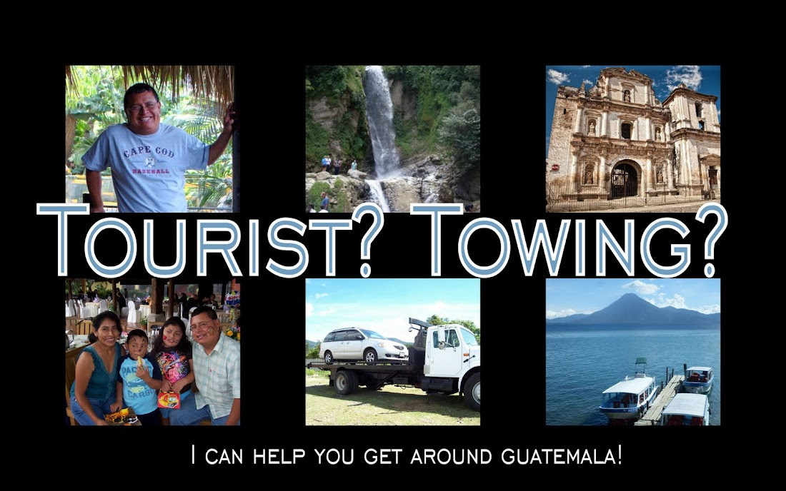 Getting around Guatemala