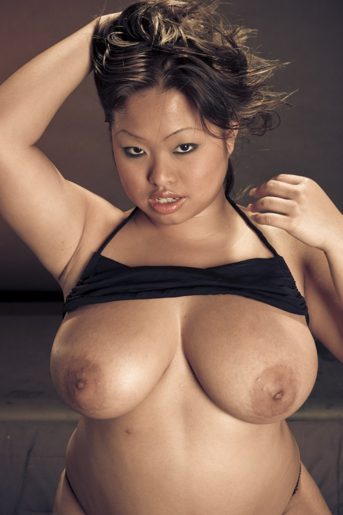 Cute Asian BBW Jade Amor