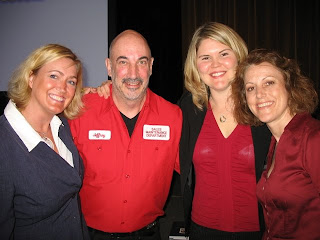 Elisa Delgardio, CSEP with Jeffrey Gitomer