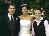 2004 Wedding Client, Maison & Jardin