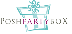 Posh Party Box Logo