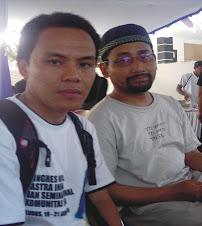 Waktu di Kongres KSI 1 Kudus 19-21 Jan 2008