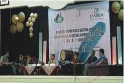 Siaran Langsung  RRI Semarang ,Diskusi Maman S Mahayana,