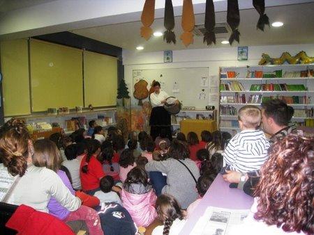 2ª HORA DEL CONTE - NOVEMBRE 2008