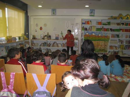 7ª HORA DEL CONTE - ABRIL 2009