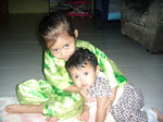 Minhalina dan Sarah Raihana