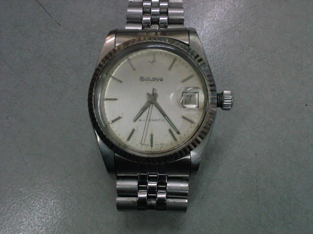 Vintage Bulova Watch for Sale
