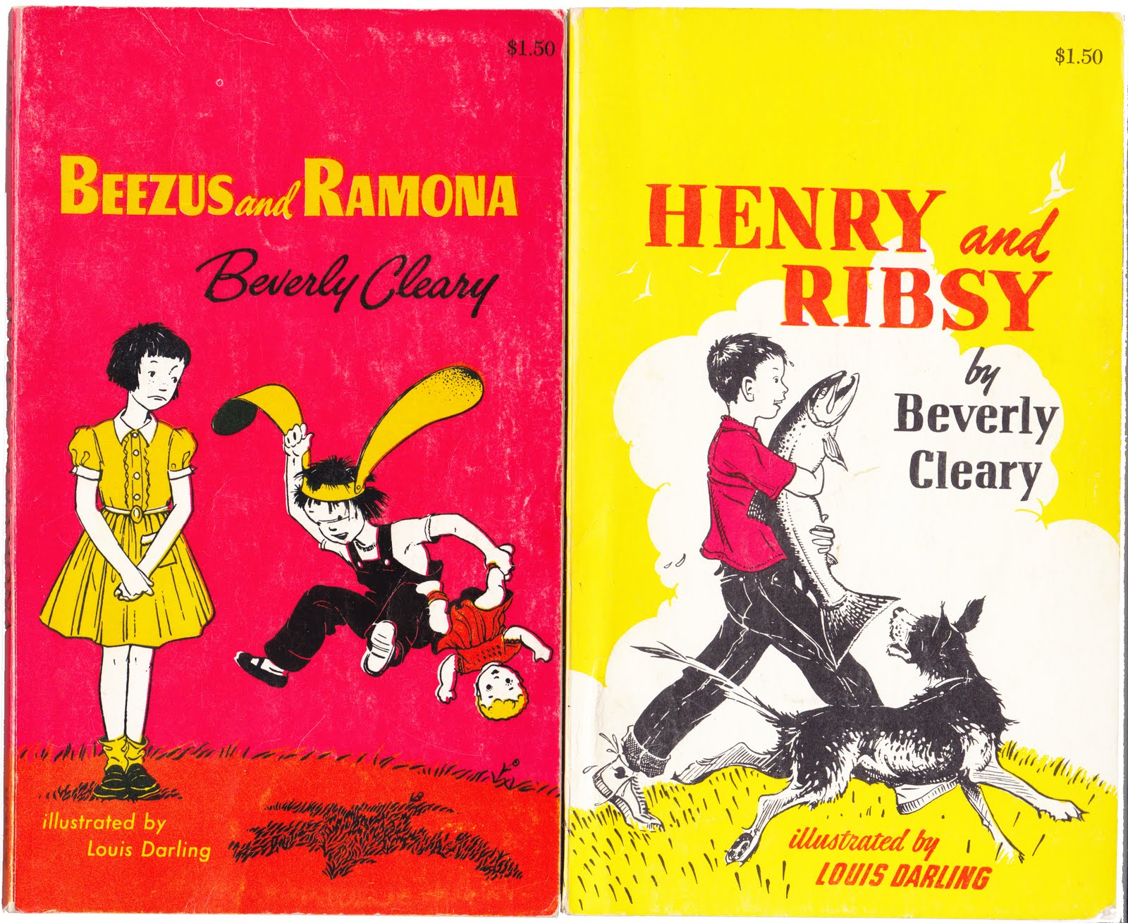 Ramona And Beezus Illustration | www.imgkid.com - The ...