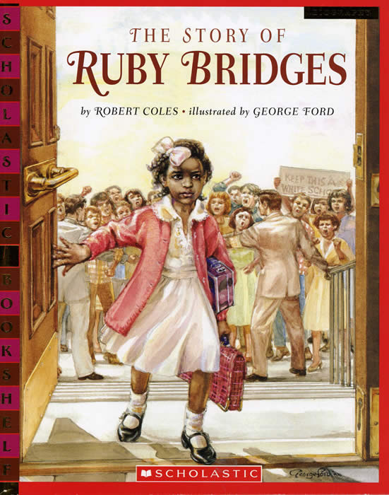 Ruby Brideges For Kids Book
