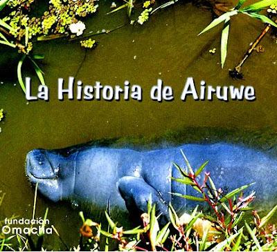 La Historia de Airuwe por Sarita Kendall