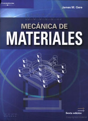 Mecánica de Materiales por James M. Gere