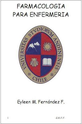 Manual de Farmacología para Enfermería por Eyleen M. Fernández