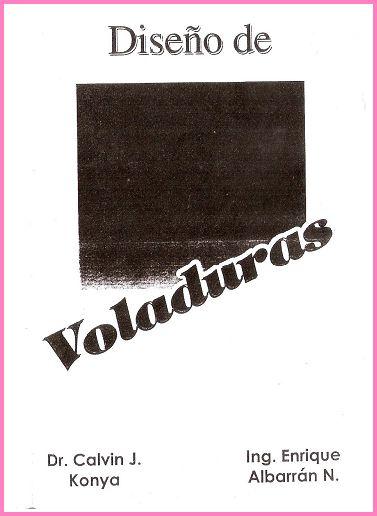Diseño de Voladuras por Calvin J. Konya & Enrique Albarrán N.