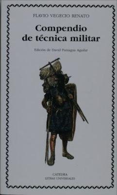 Compendio de Técnica Militar por Flavio Vegecio Renato