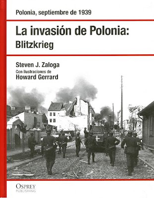 La invasión de Polonia por Blitzkrieg