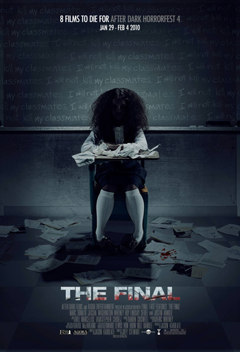 Filme Poster The Final DVDRip XviD-VoMiT