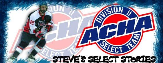 Steve's Select Stories