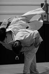 Tècnica de Judo