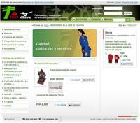 Imatge de la nova web de Tagoya