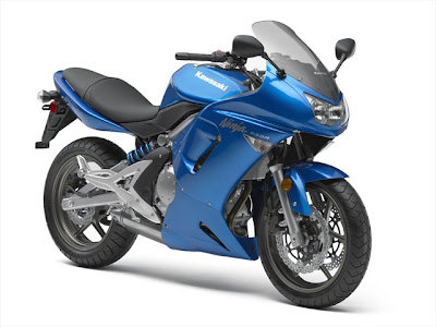 2010 Kawasaki Ninja 650R to be launched soon in India   AUTOMOTIVE