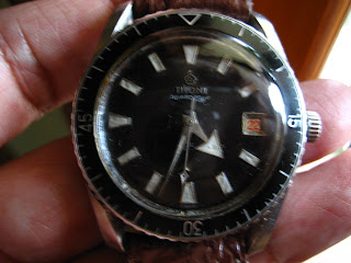 Jam Lawas Titoni Seascoper Divers