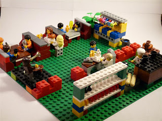 Lego - My Lego restaurant