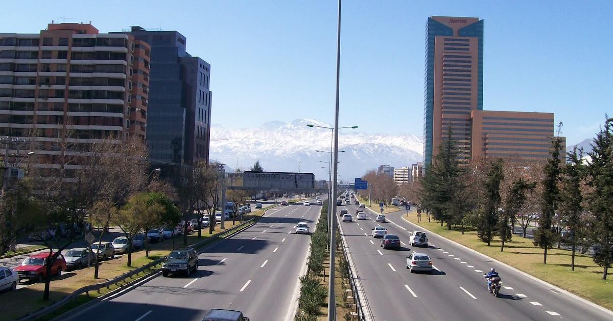CAMINO DEL SUR: Santiago