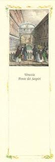 venecia venezia ponte dei sospiri