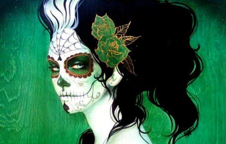 Sugar Skull Wikipedia Idea of The Sugar Skull