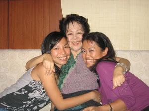 Gilda Cordero Fernando: Filipina