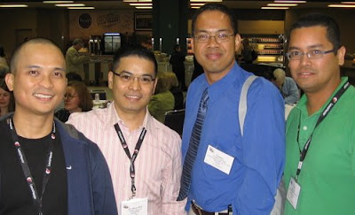 SLA 2008: Filipino Librarians in Seattle