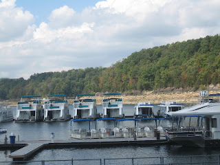Click to see Lake Cumberland House Boats