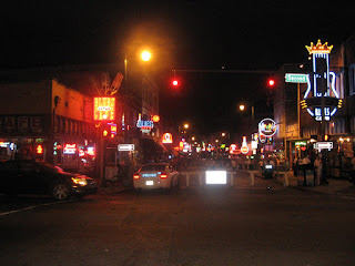 Click to see Beale St, Memphis
