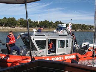 Click to see Coast Guard Boarding