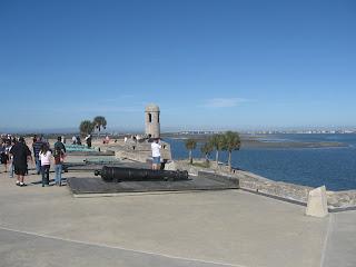 Click to see Castillo de San Marcos