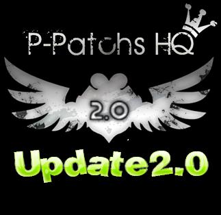 PES 2011: Update P Patchs HQ 2.0 – Lançado pes2011 p patch