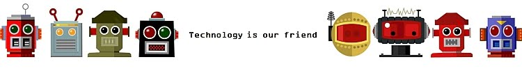 Technology is our friend