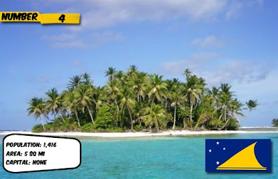 Tokelau 10 negara yang tidak diakui dunia