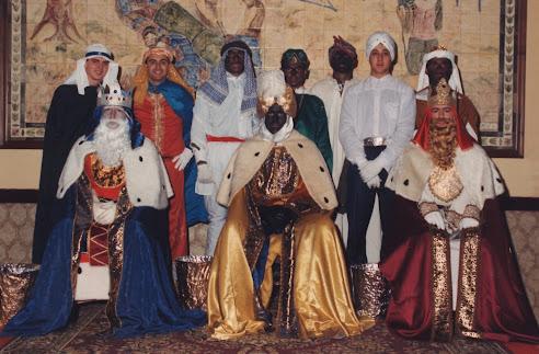 Reyes Magos en RACA 14