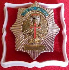 Distintivo de la Policía Militar