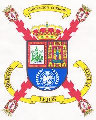 Escudo de la Agrupación Táctica Córdoba