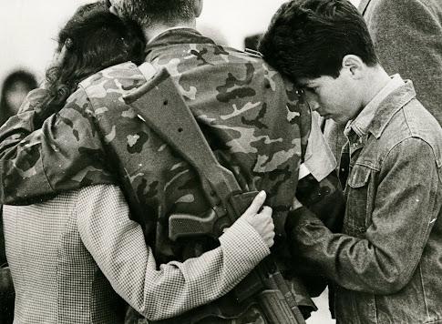 """Foto publicada en el """"Diario Córdoba"""" el 30 de marzo de 1994"""