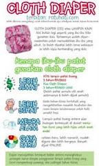 {Kenapa Cloth Diaper }
