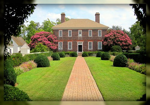 Living In Williamsburg Virginia The Wythe House in Colonial