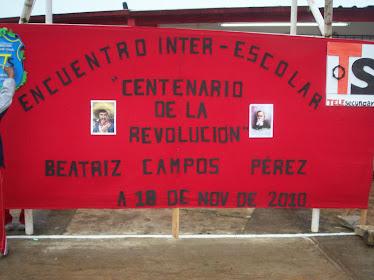 Celebrando el Centenario de la Revolución