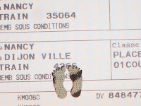 Passport Feet.
