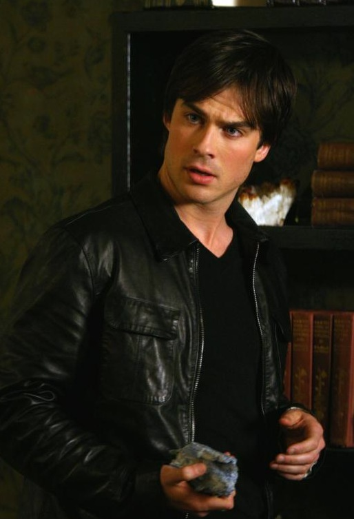 Supernatural Hunters: Damon Salvatore