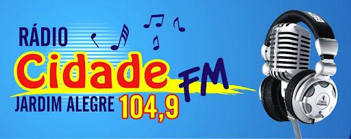 RADIO CIDADE JARDIM ALEGRE FM